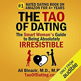 The Tao of Dating audiobook cover art