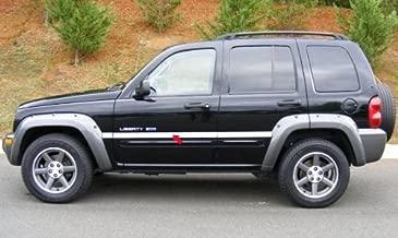 2004 jeep liberty rocker panel covers