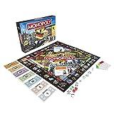 Hasbro Gaming E1553100 Monopoly Deutschland, Familienspiel