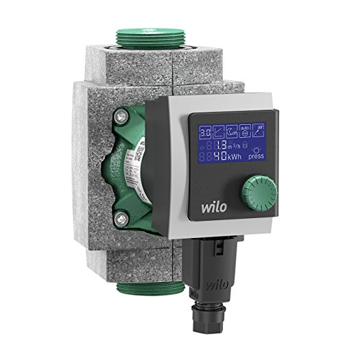 Wilo HE-Nassläuferpumpe Stratos Pico plus 25/1-4 180mm inkl. Wärmedämmschale