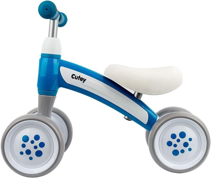 Rosa Correpasillos Cutey QPLAY Ideal para beb/és de 1 a 3 a/ños