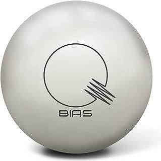 white quantum bowling ball