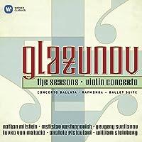 Glazunov: The Seasons - Violin Concerto by Alexander Glazunov (2012-02-07)