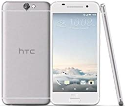HTC One A9 Factory Unlocked Smartphone, 32GB 4G LTE 5-Inch HD Display (International Stock No Warranty), OPAL SILVER
