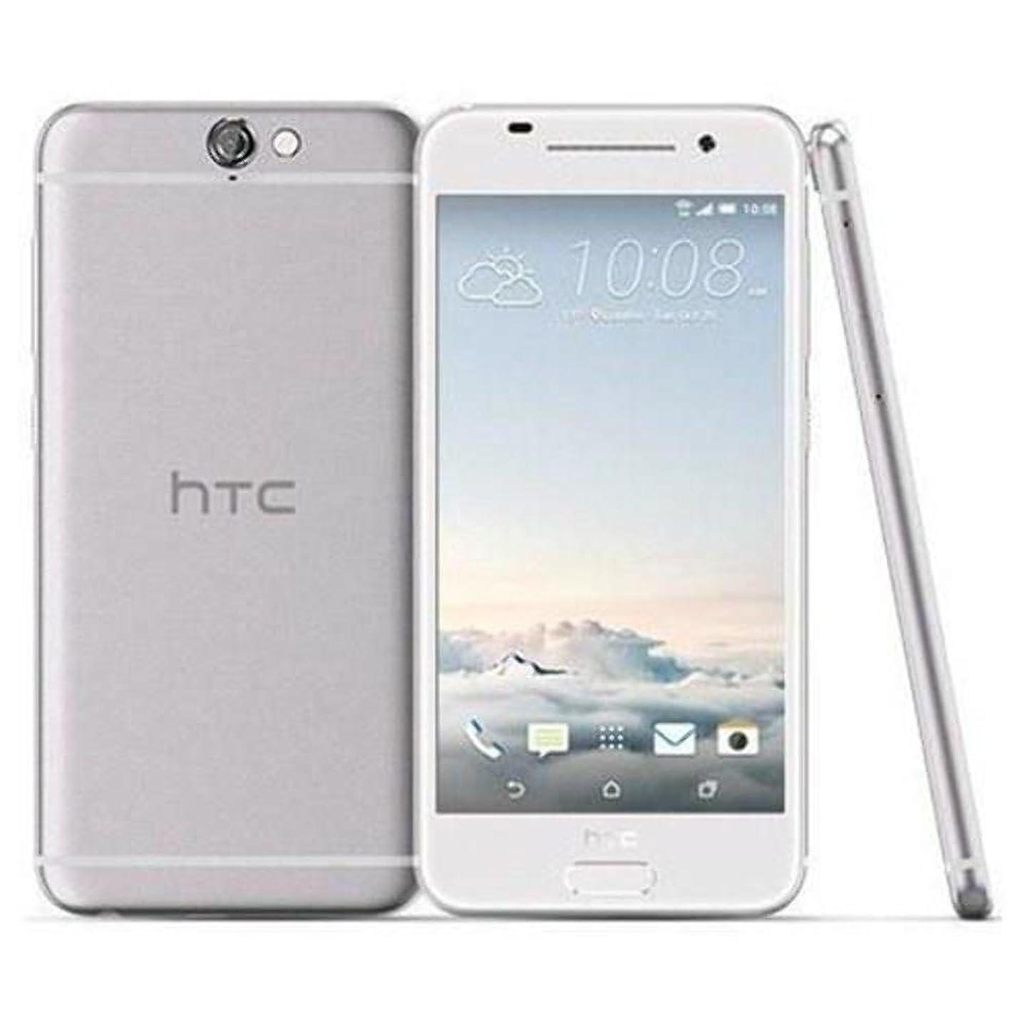 HTC One A9 Factory Unlocked Smartphone, 32GB 4G LTE 5-Inch HD Display (International Stock No Warranty), OPAL SILVER
