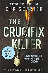 Photo of the book cover of The Crucifix Killer by Chris Carter