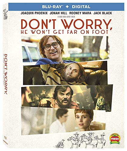 Don't Worry He Won't Get Far [Blu-ray]