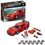 LEGO 75890 Speed Champions Ferrari F40 Competizione Juguete de Construcción, Coche para Niños