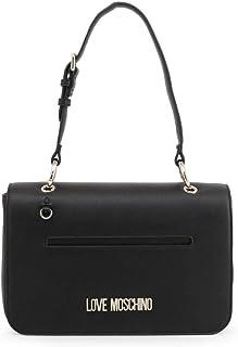 Love Moschino Womens Shoulder Bag, Black - JC4102PP1ALQ1