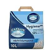 Catsan Katzenstreu Hygiene Plus, 1 Beutel (1 x 10l)