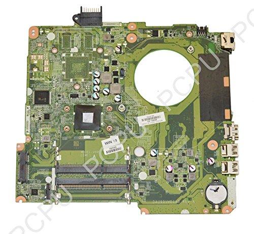 846803-601 HP 15-F387WM Laptop Motherboard w/AMD A8-7410 2.2Ghz CPU