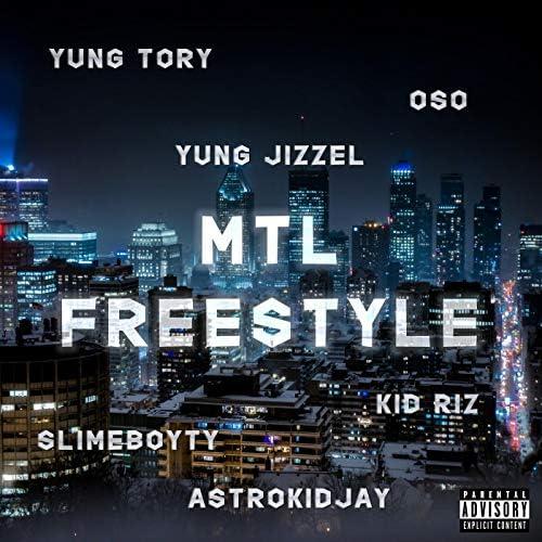 Astrokidjay, SLIMEBOITY & Yung Tory feat. Oso