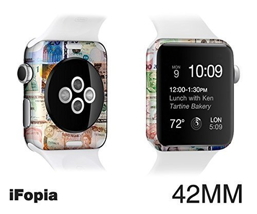 Black Friday Countdown Sale! Apple Watch waterproof Special body protector film accessories case for making(customizing) new apple watch with EDGE SKIN-iFopia/MONEY_MAKER (28)