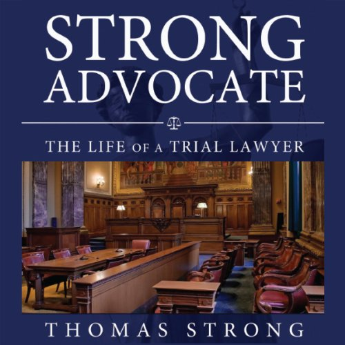 Strong Advocate audiobook cover art