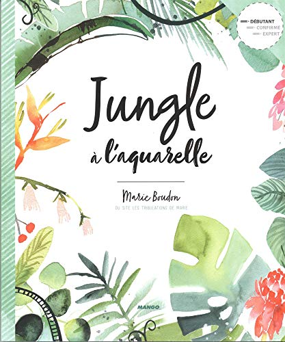 Jungle a l'Aquarelle