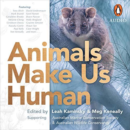 Animals Make Us Human Titelbild