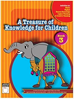 A Treasure of Knowledge for Children- Book 3