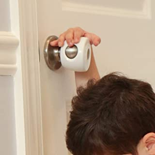 Best Door Knob Covers - 4 Pack - Child Safety Cover - Child Proof Doors by Jool Baby Review