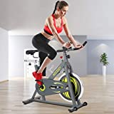 Best Spinning Bikes - AECOJOY Cycling Exercise Bike 330 Lbs Weight Capacity Review