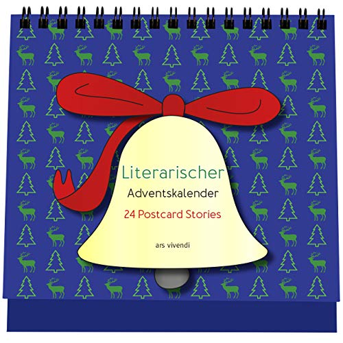 Literarischer Adventskalender - 24 Postcard-Stories