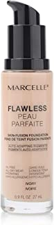 Marcelle Flawless Foundation, Ivory, Hypoallergenic and Fragrance-Free, 0.91 fl oz