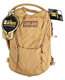 CamelBak Thermobak 62610 Hydration Backpack with Mil Spec Antidote, 100 oz/3L, Coyote