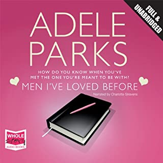Men I've Loved Before audiobook cover art