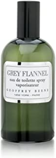 Grey Flannel by Geoffrey Beene Cologne for Men, 4 fl. oz. EDT Spray