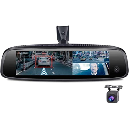 Smart Cam Dash Cam 3G GPS BLUETOOTH CAMERA TRACKER REARVIEW MIRROR