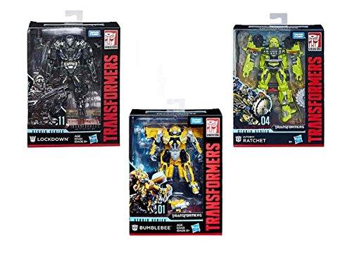 Transformers- Studio Series Deluxe (Hasbro E0701EU4)