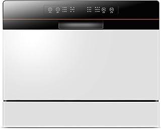RAPLANC Totalmente lavaplatos automático Integrado de Gran Capacidad incorporada para máquinas lavavajillas casa Lavavajillas Lavavajillas Lavavajillas empotrable de Escritorio