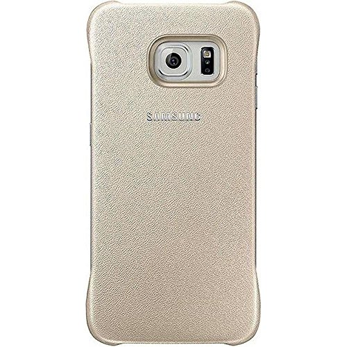 Samsung Handyhülle Schutzhülle Protective Case Cover für Galaxy S6 Edge - Gold
