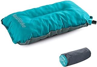 Naturehike(ネイチャーハイク) 自動インフレーターピロー 超軽量 枕 トラベル キャンプ用品 アウトドア枕 収納袋付き 1個携帯用コンフォートアウトドアキャンプ 車中泊 事務室