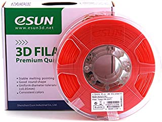 PLA PRO (PLA+) 3D Printer Filament eSun 1.75mm, 1kg, Red