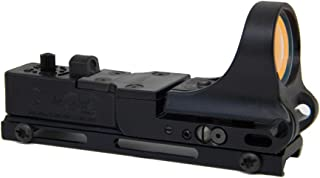 C-MORE Systems Railway Red Dot Sight with Standard Switch