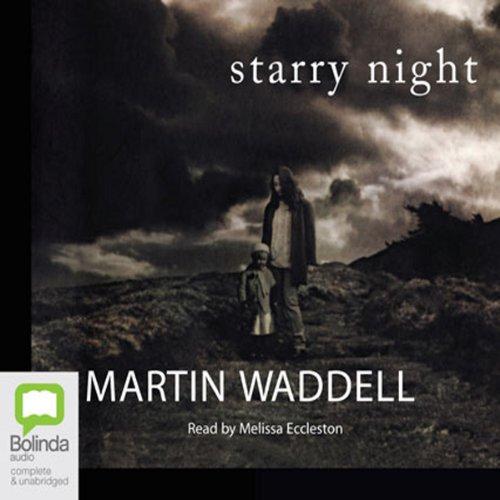 Starry Night audiobook cover art