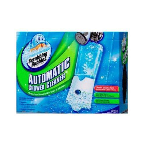 Scrubbing Bubbles Automatic Shower Cleaner 1 ea