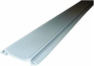 M-D 3-ft x 2-in Gray Vinyl Door Weatherstrip