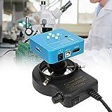C/ámara de Microscopio Maquinaria de Precisi/ón Moldes 1080P HDMI 1920x1080 C/ámara de Microscopio Industrial con 64G Tarjeta TF Microelectr/ónica