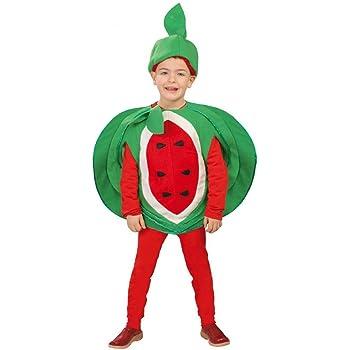 Disfraz de sandía infantil - 2-4 años: Amazon.es: Juguetes y juegos