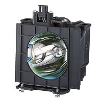ET-LAD57W(2灯セット) パナソニックプロジェクター用 用純正バルブ+同等品ケース採用交換ランプユニット