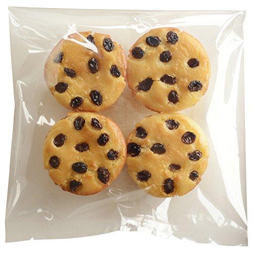 グルテンフリー 天然酵母 米粉パン オーガニックレーズン 4個セット アレルギー対応 gluten free bread