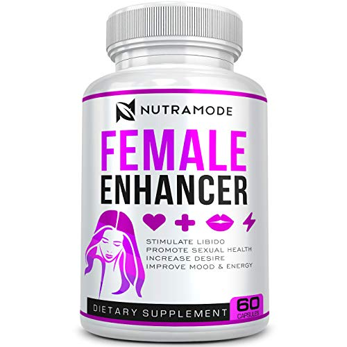Best Herbal Intimacy Formula for Women-Natural Female Libido Enhancement Pills-Hormone Balance Complex for Women-Prevent Vaginal Dryness-Fertility Supplements for Womens Vaginal Health-60 Capsules