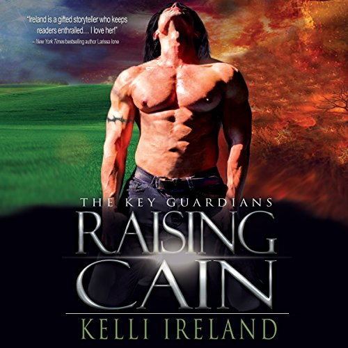 Raising Cain audiobook cover art
