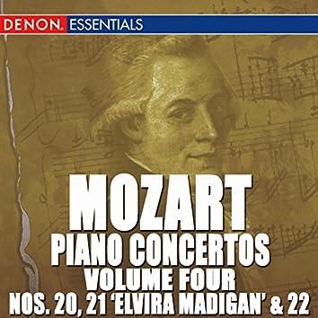 Mozart: Piano Concertos - Vol. 4 - No. 20, 21 'Elvira Madigan' & 22