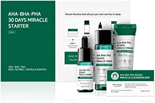 SOMEBYMI AHA.BHA.PHA 30 Days Miracle Starter Kit