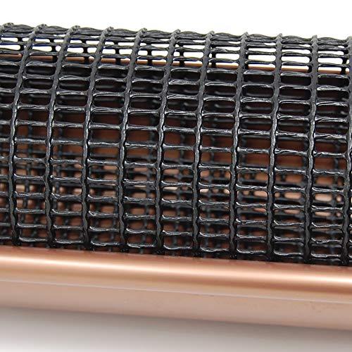 Tenax Rohrnetz für Dachrinne, 1 m x 5 Stück