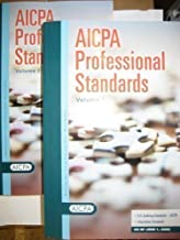 AICPA Professional Standards: As of June 1, 2008 (2 Volumes)