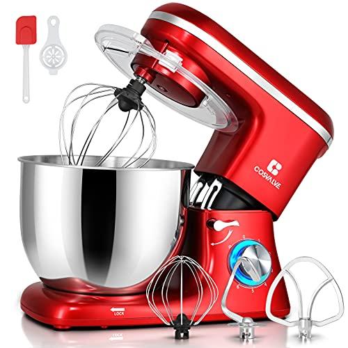 COSVALVE Küchenmaschine Knetmaschine...