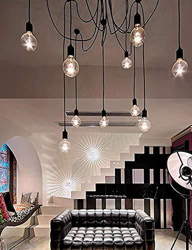 Plafondlampen Vintage Creative Iron Cafe Restaurant, B-D C